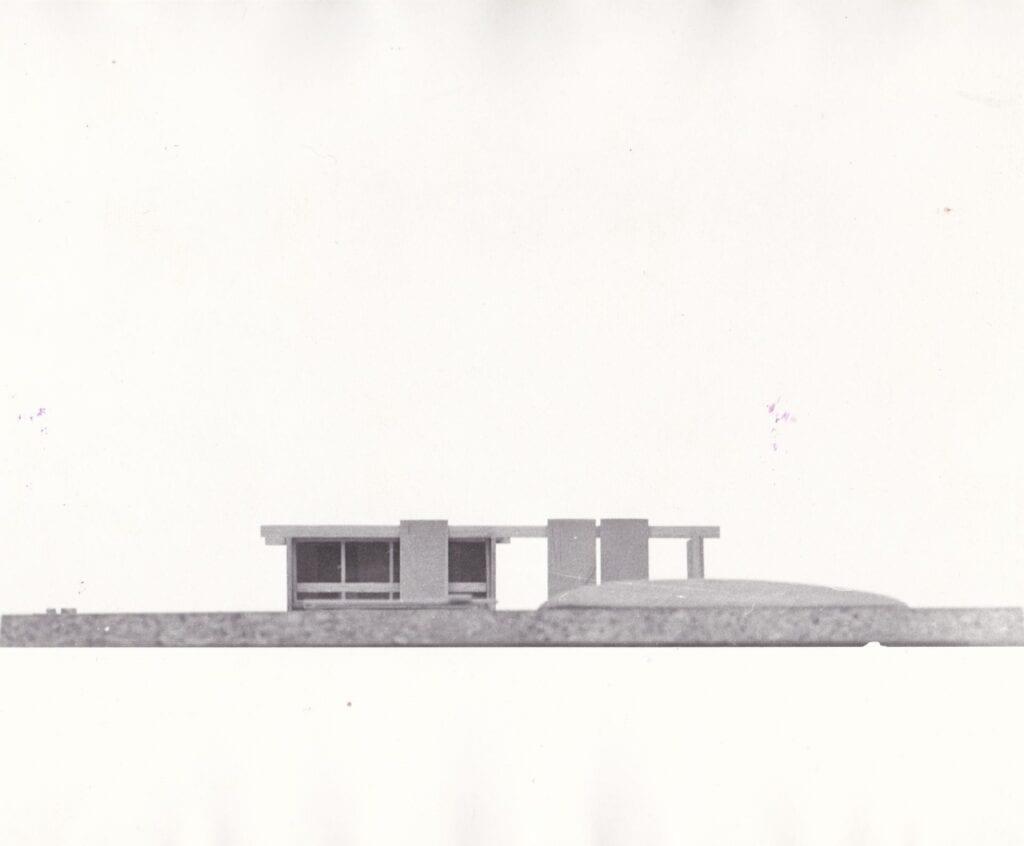 Jan Szpakowicz, Zalesie letnisko, 1974, projekt