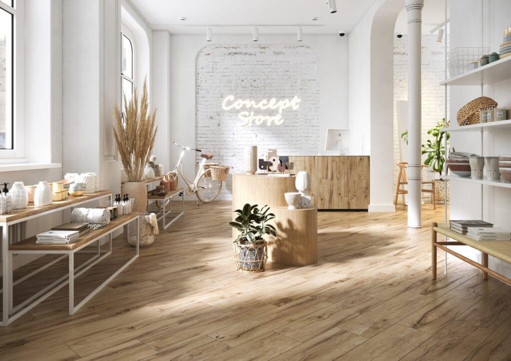 Kolekcja Passion Oak od Opoczno - szlachetne motywy drewna