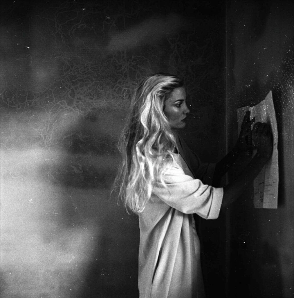 Lina Bellovicova - Portret