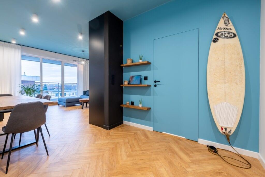 Magic Interior Design i projekt przytulnego mieszkania w Katowicach