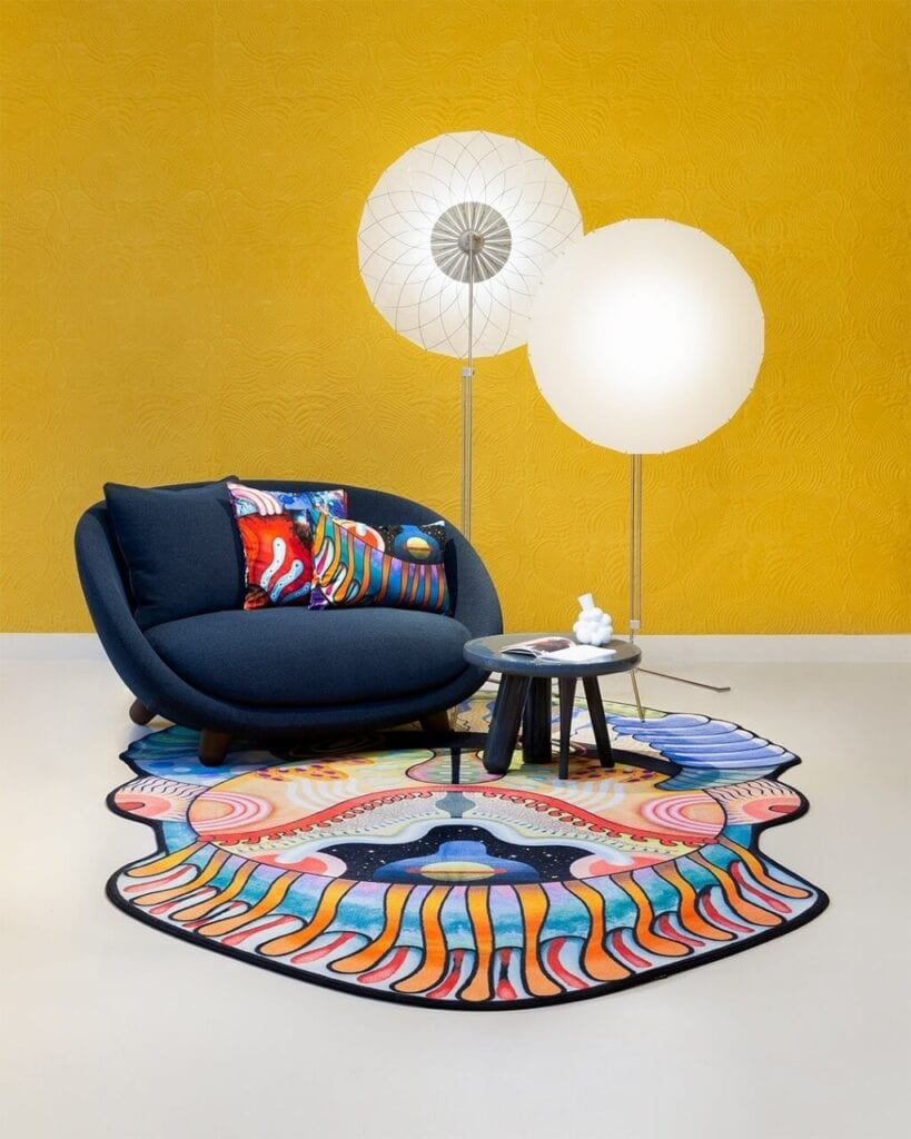 Moooi - meble i lampy w nowoczesnym stylu - The Space Escape Collection