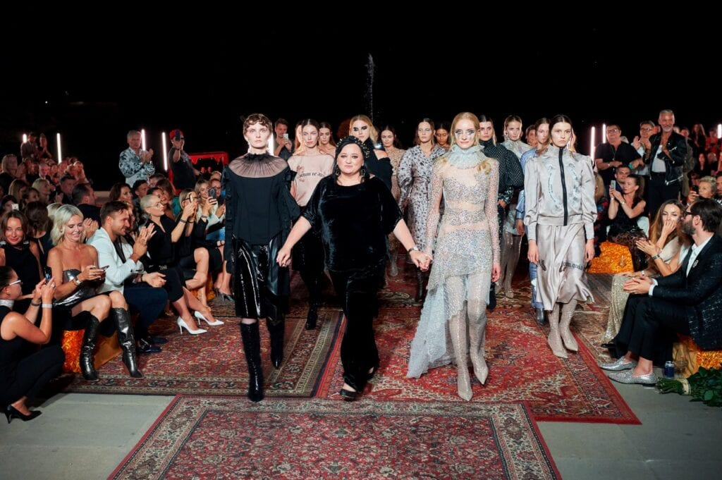Paradyż My Way by Gosia Baczyńska, czyli gdy design spotyka się z modą