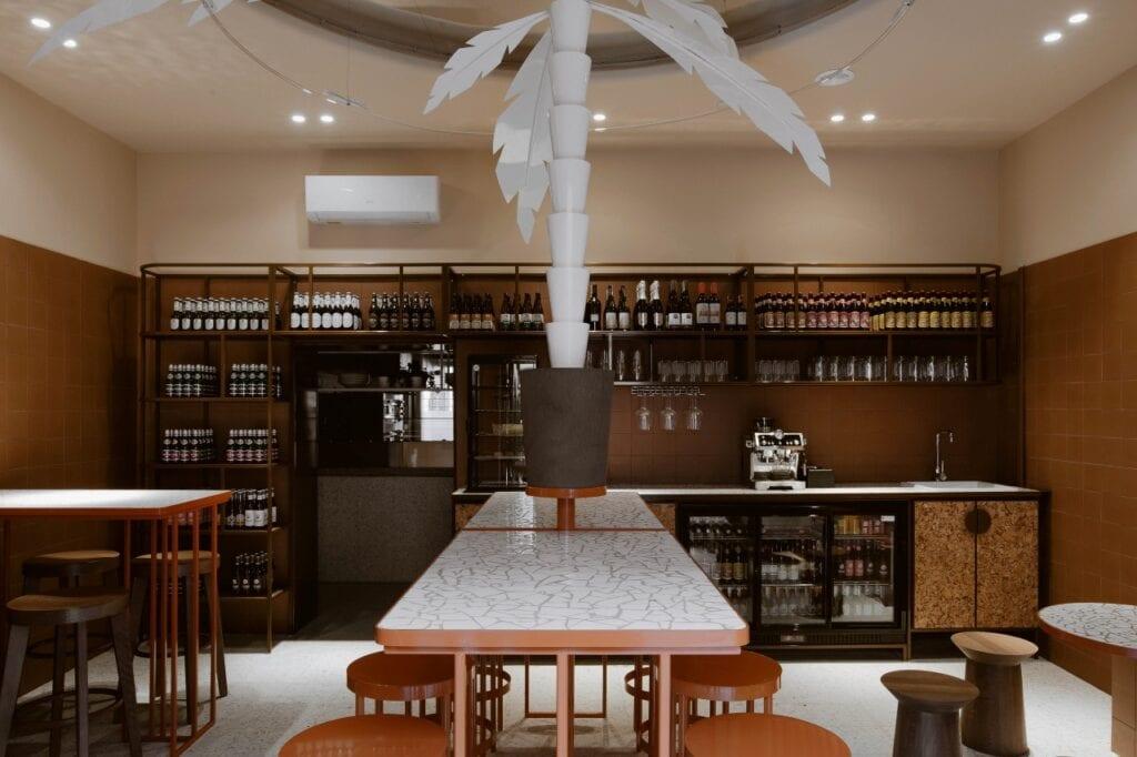 RAJ pizza ludzie wino - wyjątkowy koncept wnętrzarsko-kulinarny - foto Paulina Angielczyk - Parkometr