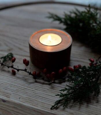 SWALLOW'S TAIL – świeczniki enlightenment 2