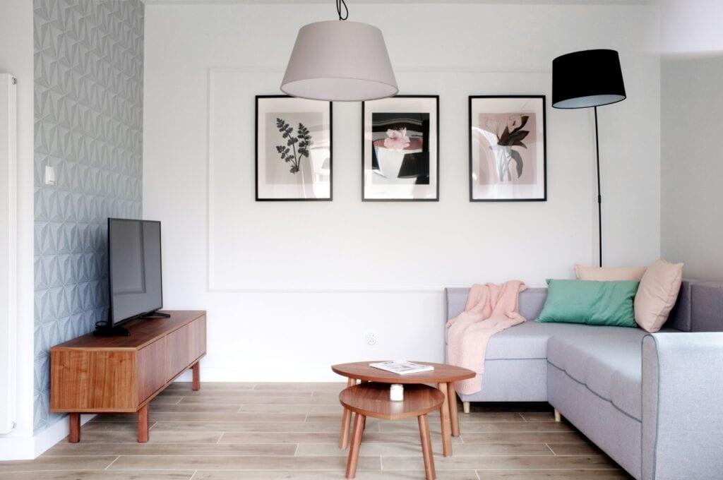 Studio Projektowe GRID i mieszkanie, które zauroczy każdego - foto Norbert Adamowicz