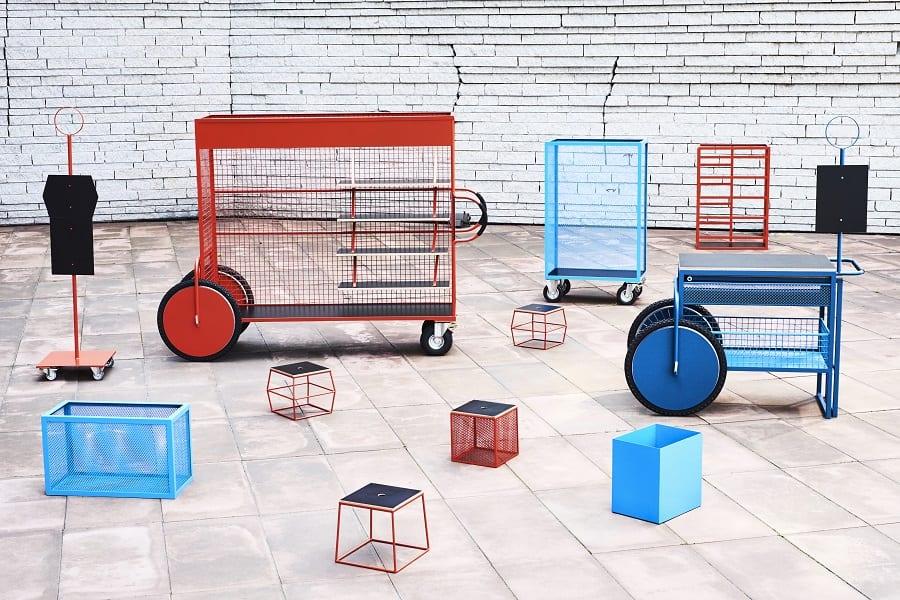 """Wystawa """"Young Design 2020 - Młodzi projektanci wczoraj i dziś"""" - Onto"""