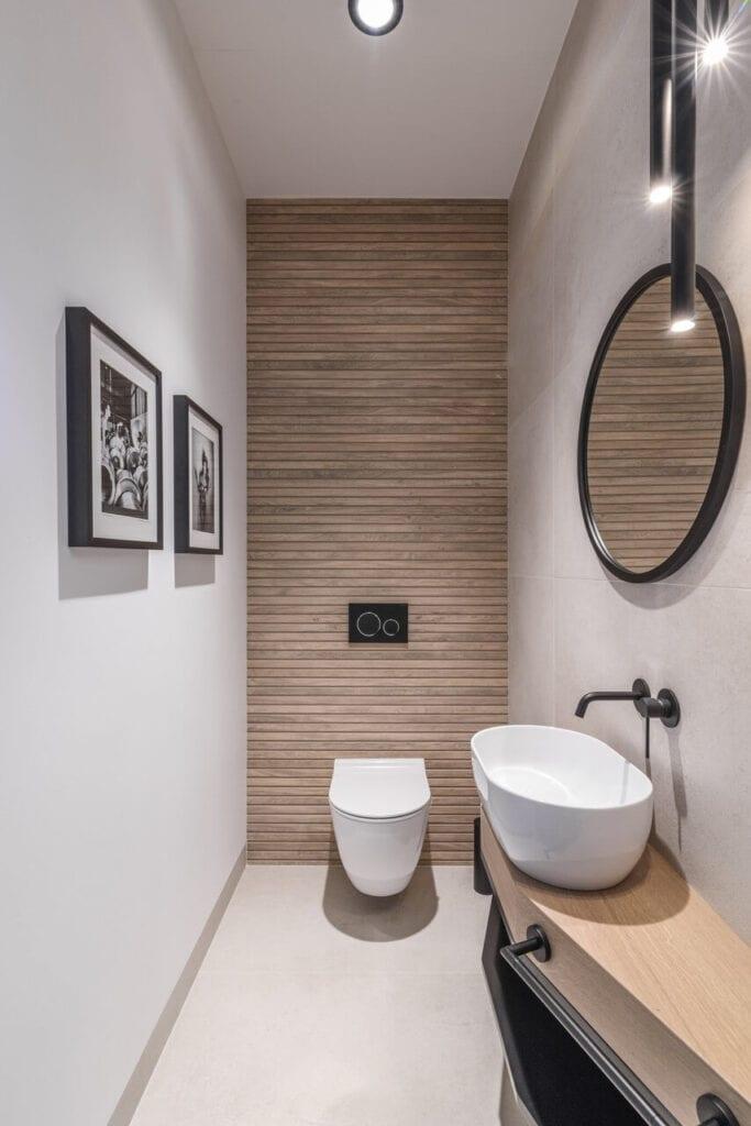 Dwupoziomowy apartament w Poznaniu projektu Plan 9. Studio Architektury - foto Tomasz Hejna LAGOMphoto