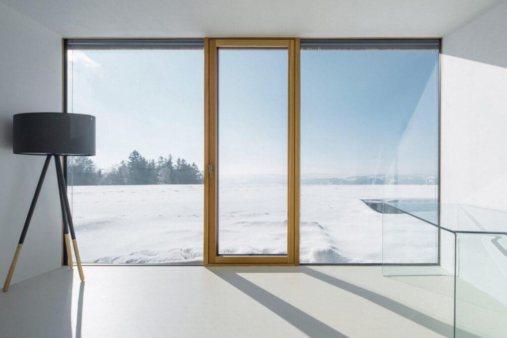 Fránek Architects i wyjątkowy dom w Karkonoszach projektu - foto Petr Polák