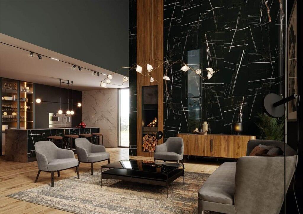 Grand Concept Opoczno - spektakularne wzornictwo do wyjątkowych wnętrz - kolekcja Desert Wind
