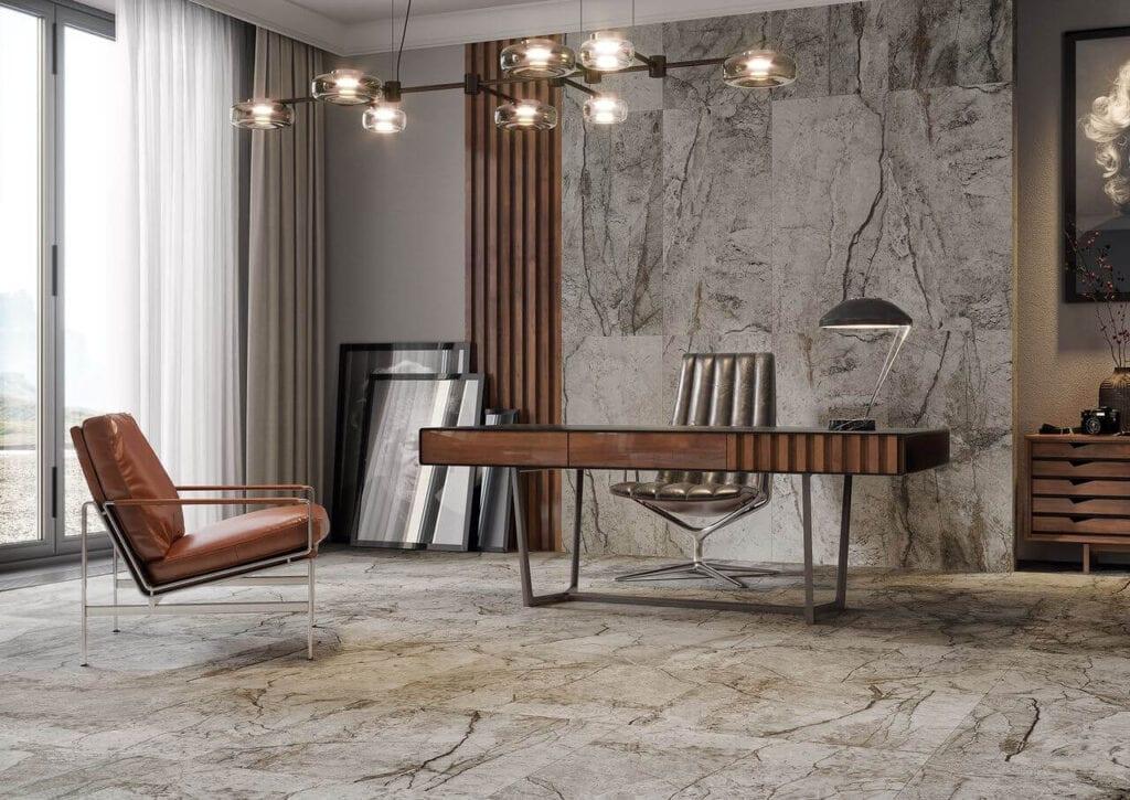 Grand Concept Opoczno - spektakularne wzornictwo do wyjątkowych wnętrz - kolekcja Marble Skin