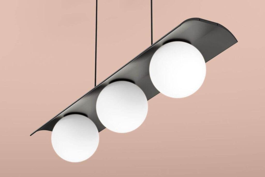 Jak oświetlić salon? Aranżacje korzystne dla wzroku od AQForm - MODERN BALL