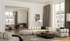 Kolekcja sof GIrO od Absynth – paryski szyk i styl…