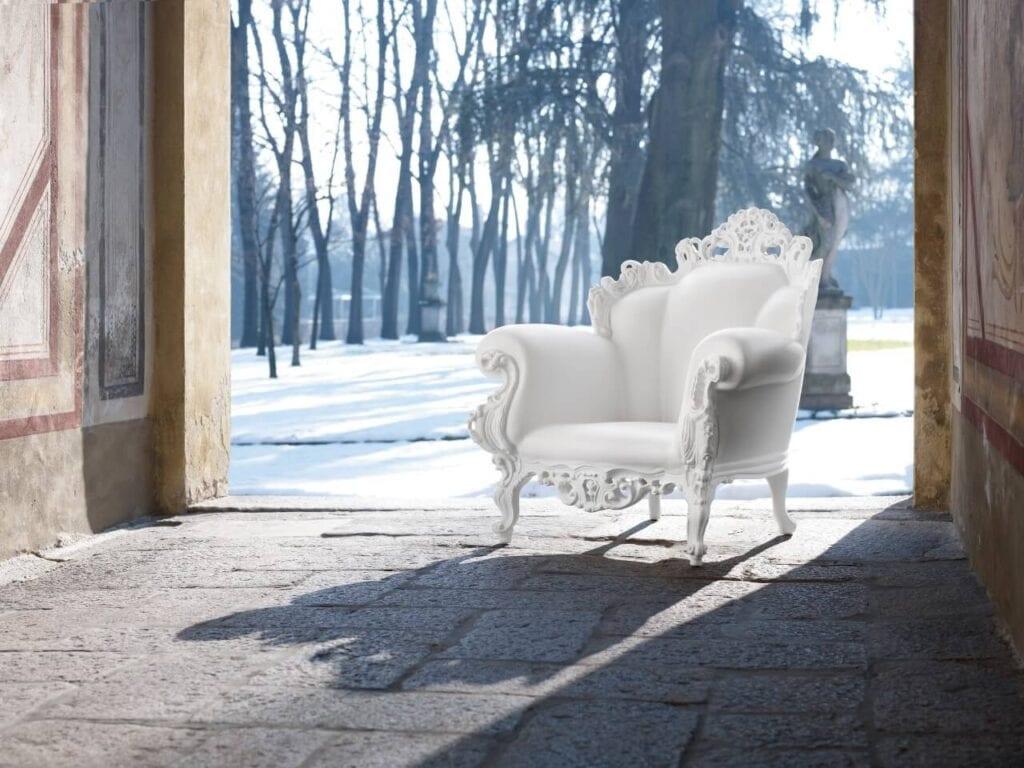 Magis – włoska kwintesencja industrialnej magii - Alessandro Mendini i fotel Proust