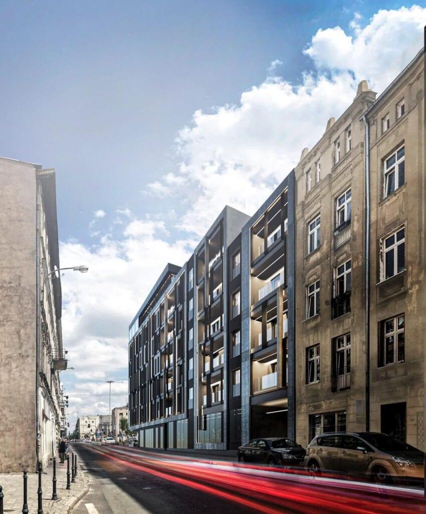 NEW IRON – nowa inwestycja w Łodzi projektu REFORM Architekt