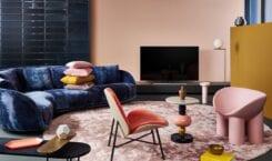 Nietypowa ozdoba wnętrza – telewizor Philips OLED805, 855 i 865