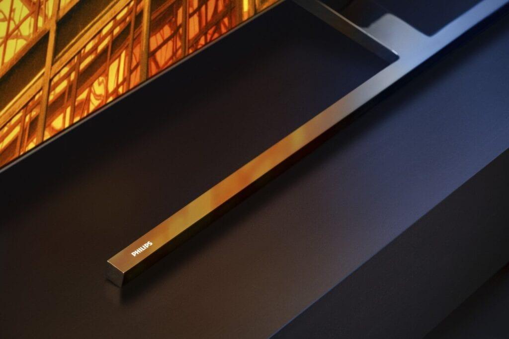 Nietypowa ozdoba wnętrza - telewizor Philips OLED805, 855 i 865