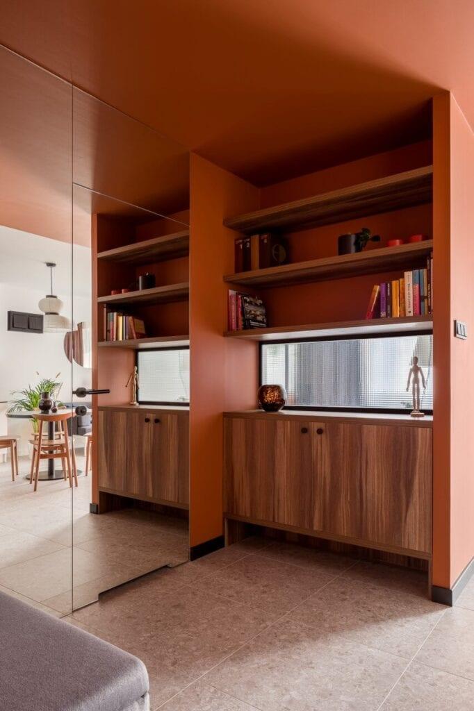 Nowoczesne mieszkanie w dawnej fabryce projektu pracowni 3XEL - foto Dariusz Jarząbek