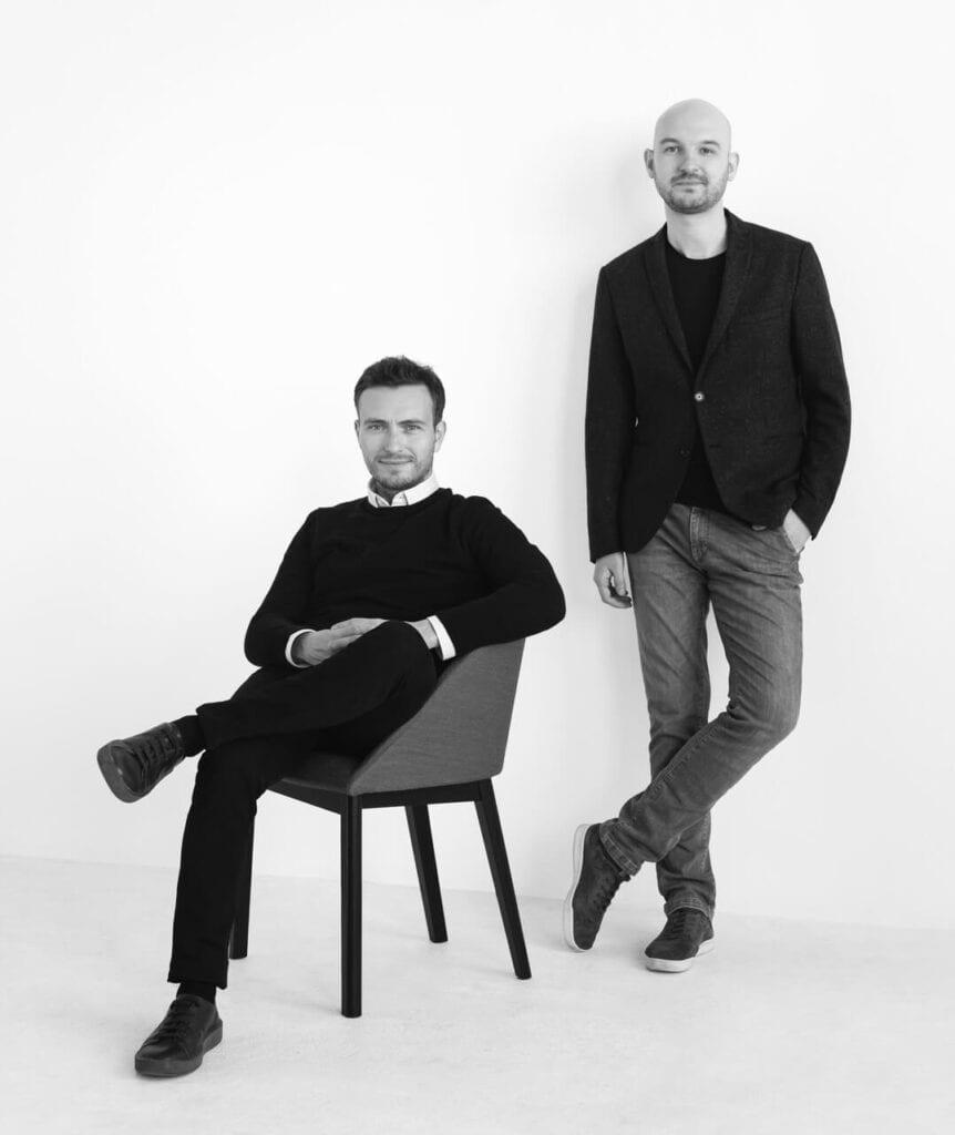 Projektanci Pawlak & Stawarski - foto Weronika Trojanowska