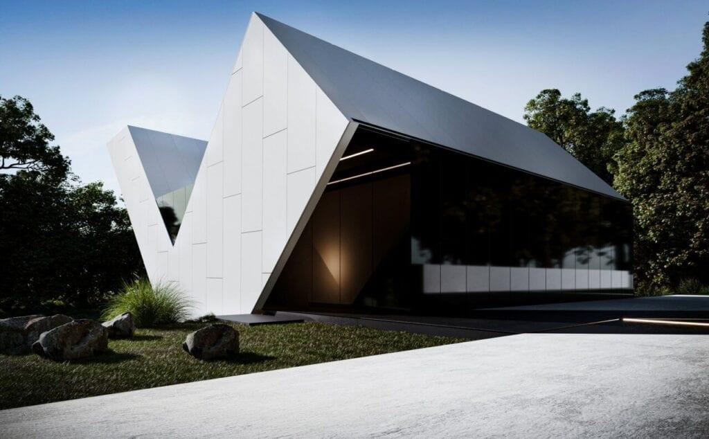 RE: VMAX HOUSE - wyjątkowy projekt pracowni REFORM Architekt - Marcin Tomaszewski