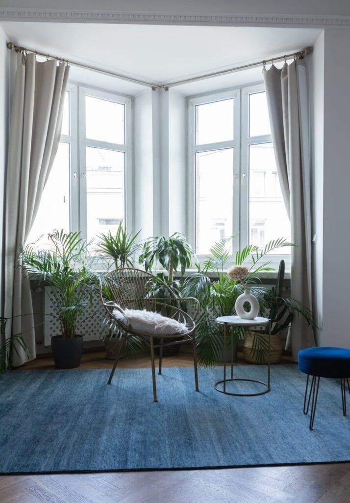 Samarth - ręcznie tkane dywany z Indii w polskich domach