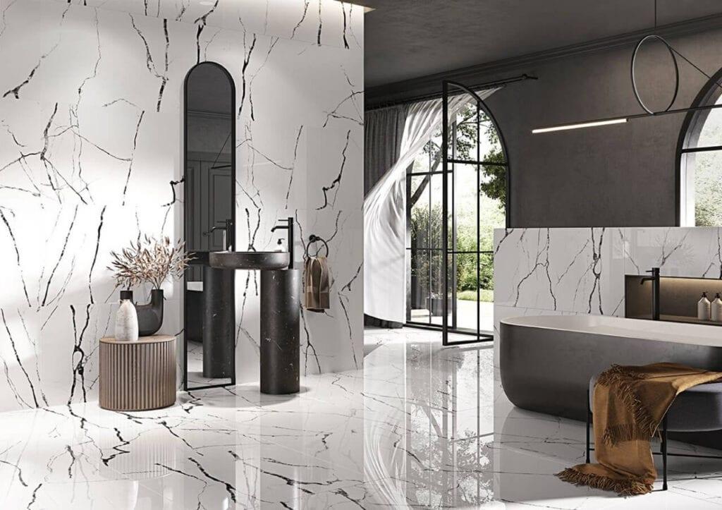 Seria Grand Concept - wielkoformatowe gresy Opoczno - Eternal