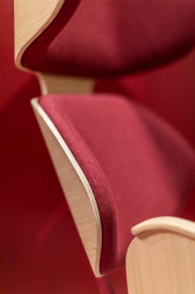 Tkaniny z tekstylnego recyklingu od marki Dekoma - Wool