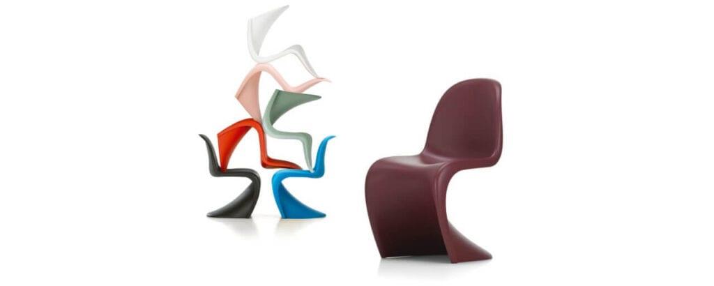 Vitra – rodzinna tradycja jak w szwajcarskim zegarku - Panton Chair