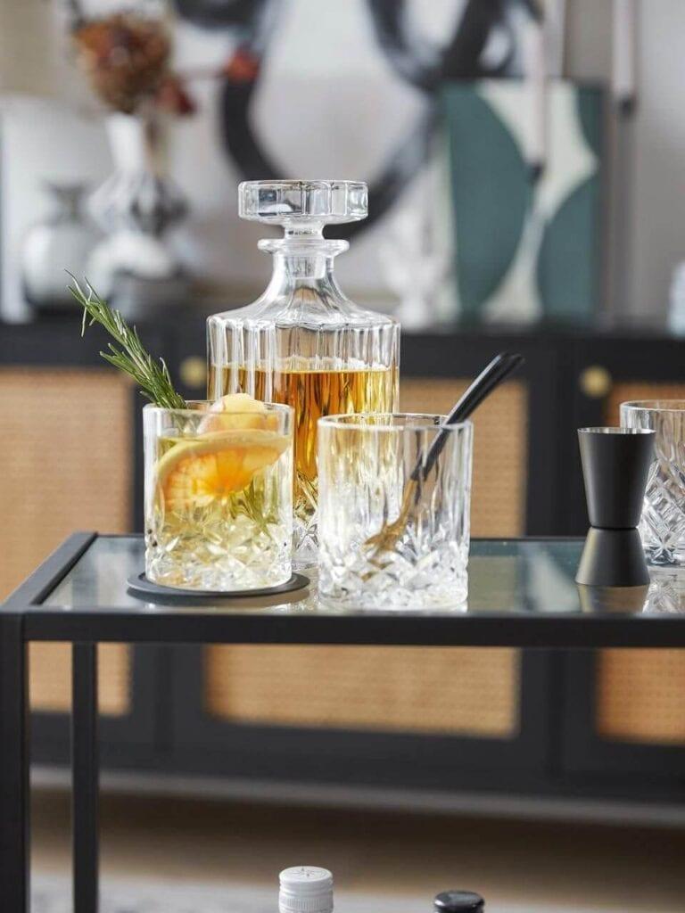 Westwing - najmodniejsze aranżacje w Twoim domu - Komplet do whisky George