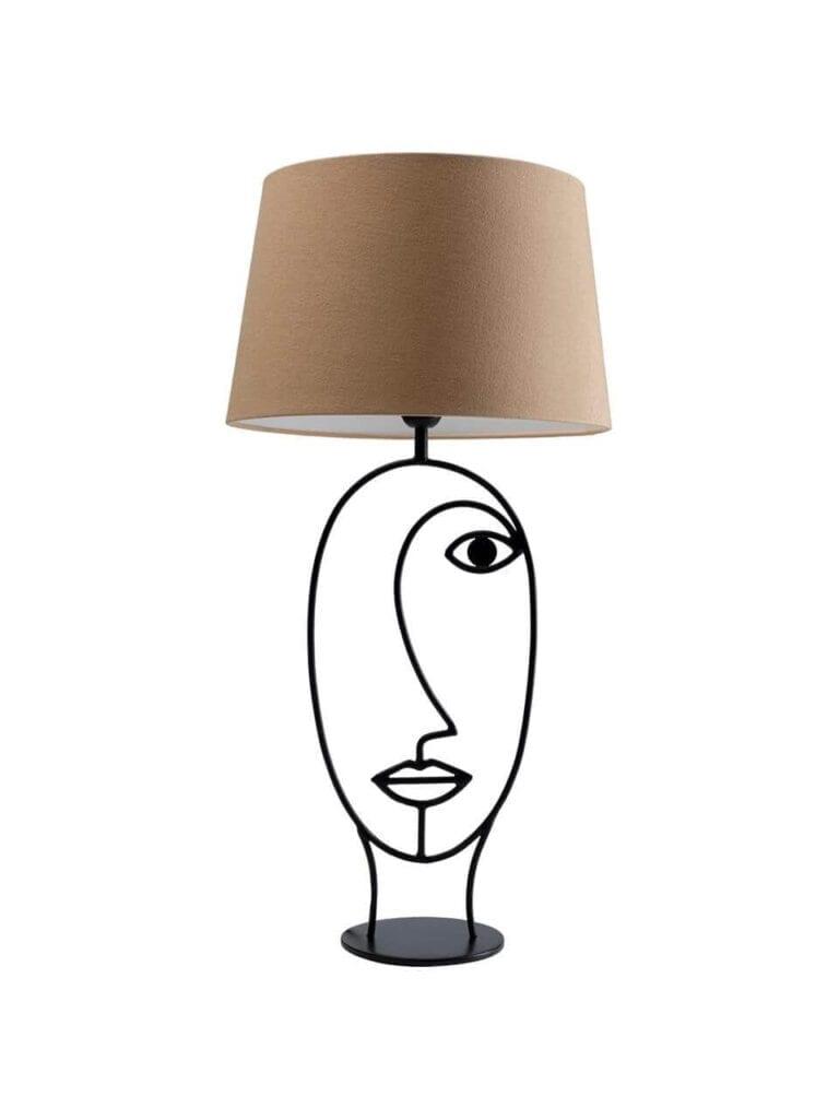 Westwing - najmodniejsze aranżacje w Twoim domu - Lampa stołowa Face