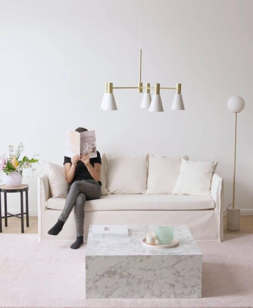 Westwing - najmodniejsze aranżacje w Twoim domu - Sofa Mila