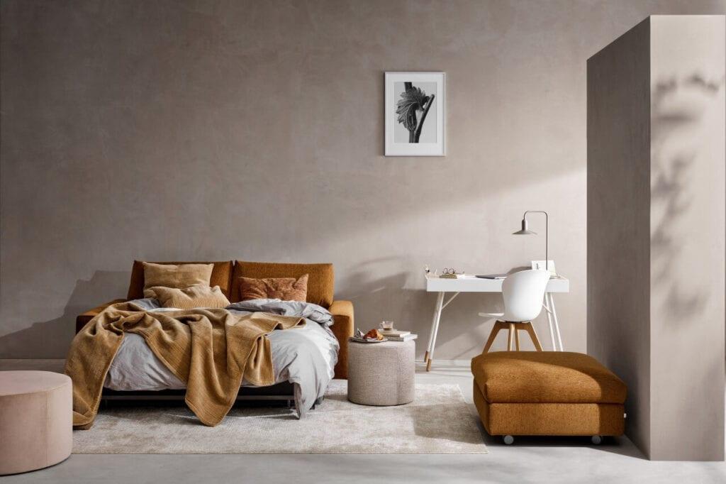 Wielofunkcyjne sofy z funkcją spania od BoConcept