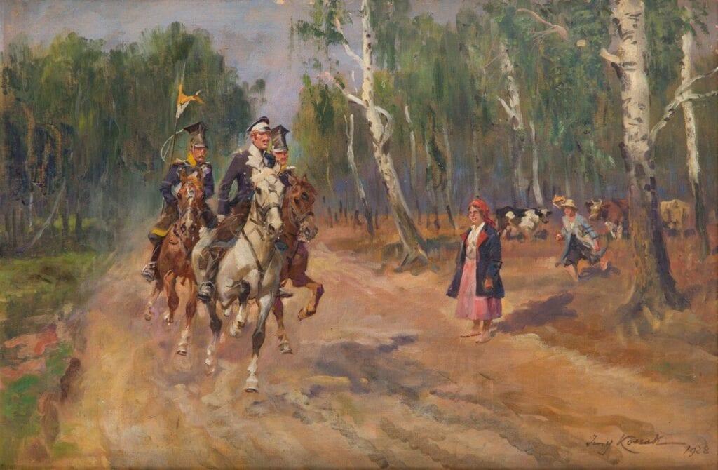 """Wystawa i aukcja """"Sztuka Dawna. XIX wiek, Modernizm, Międzywojnie"""""""