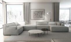 Adriana Furniture – nowoczesne sofy od lat produkowane w Polsce