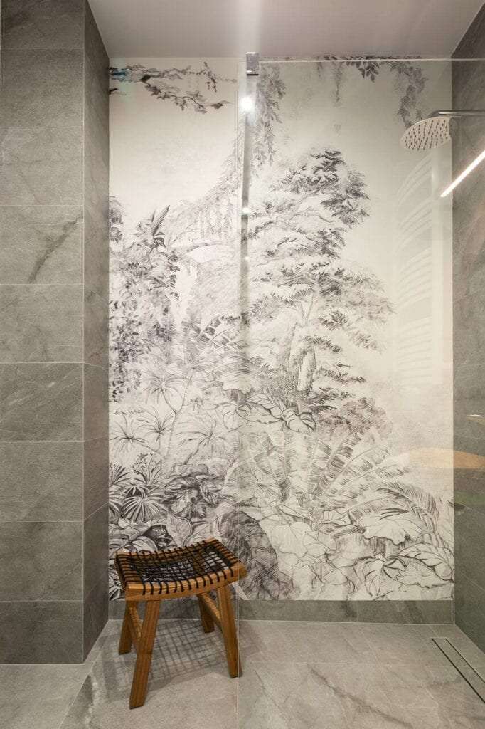 Apartament Botanica - przyjazna przestrzeń prosto z Gdańska - projekt Arkadiusz Grzędzicki - foto Olga Kharina