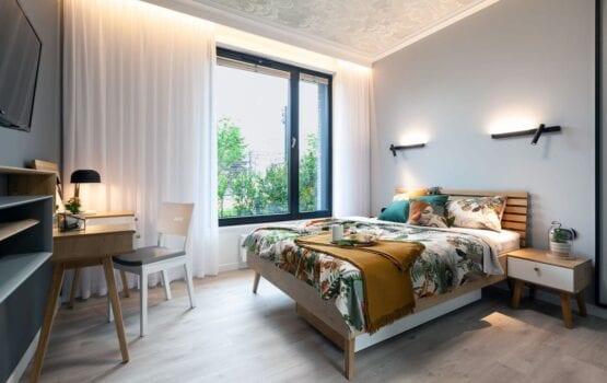 Apartament Botanica – przyjazna przestrzeń prosto z Gdańska