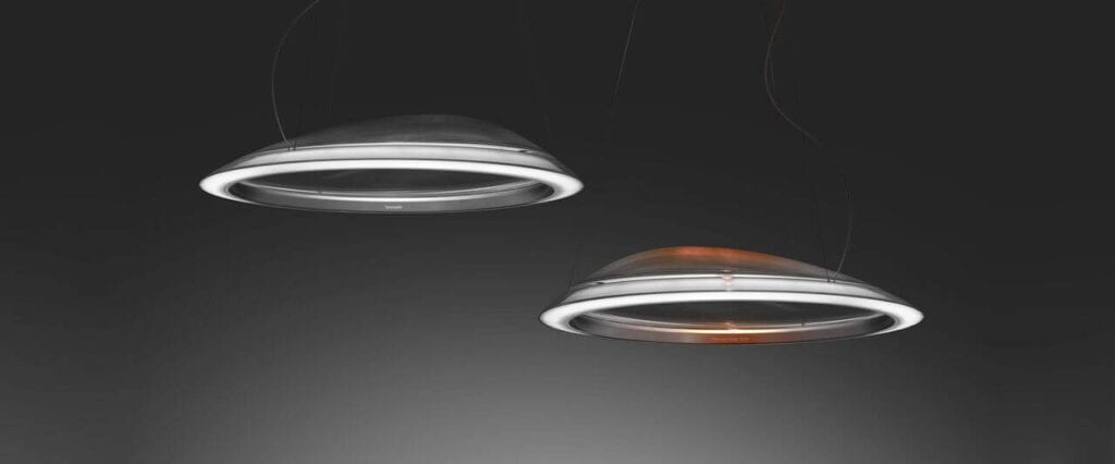 Artemide – wyjątkowe oświetlenie z włoską duszą - lampa Ameluna