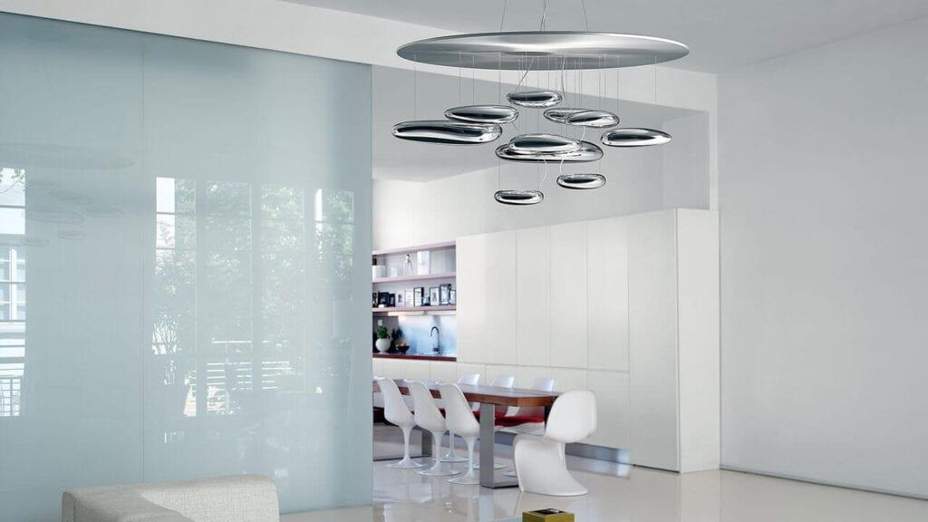 Artemide – wyjątkowe oświetlenie z włoską duszą - lampa Mercury