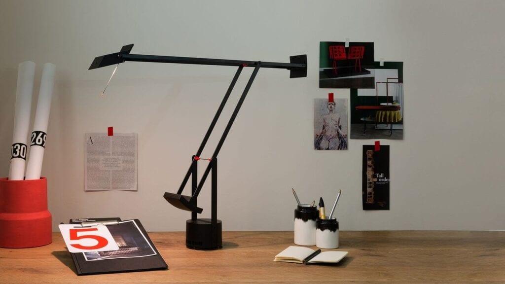 Artemide – wyjątkowe oświetlenie z włoską duszą - lampa Tizio