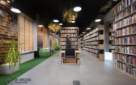 BIOTEKA – prawdopodobnie najbardziej zielona biblioteka w Europie