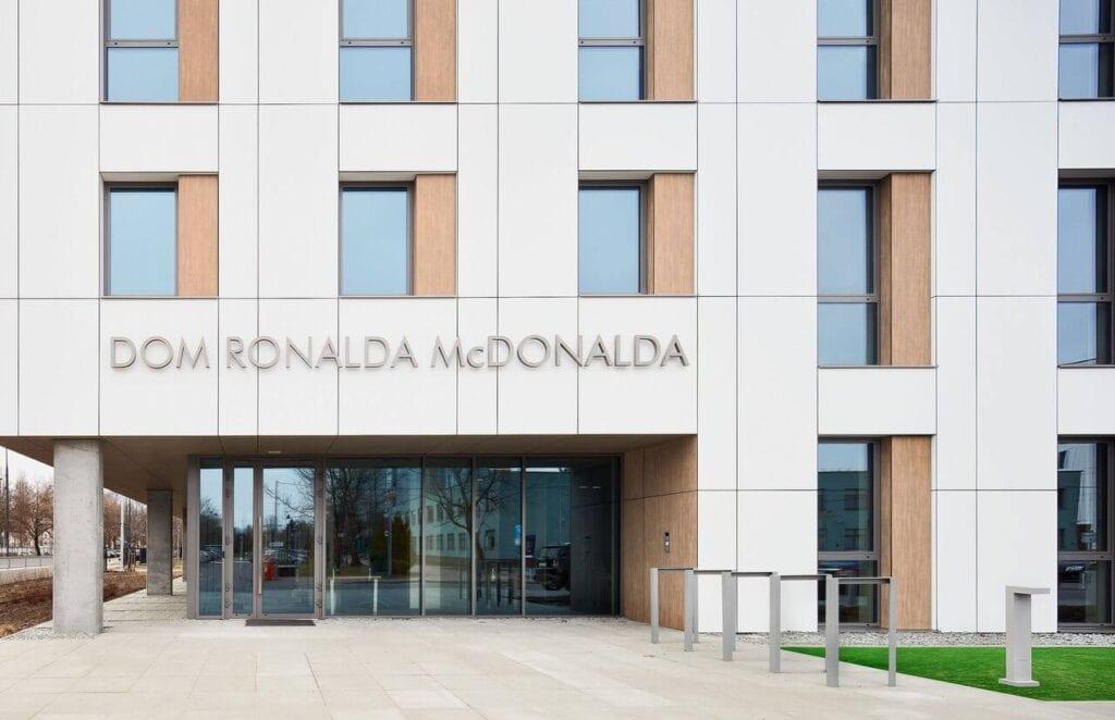 Dom Ronalda McDonalda - wyjątkowe miejsce w Warszawie - foto Paweł Augustyniak