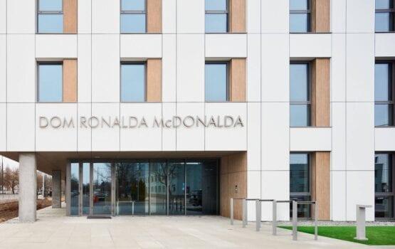 Dom Ronalda McDonalda – wyjątkowe miejsce w Warszawie