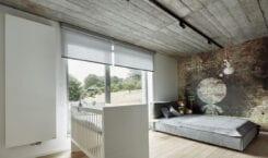 Dom dla rodziny z dziećmi projektu Momo Studio Architektury