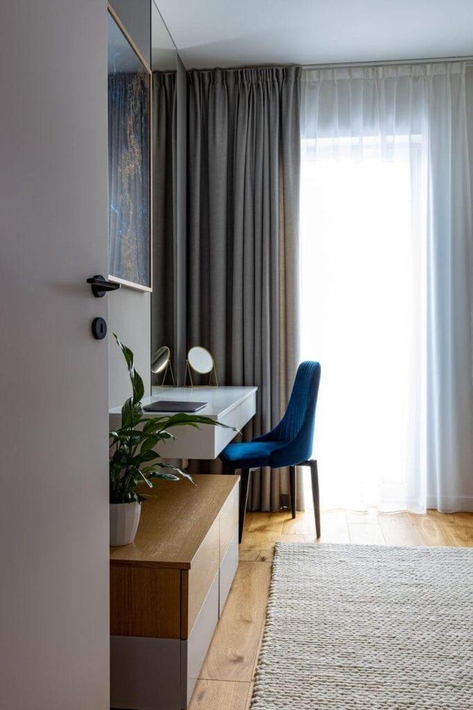 Dom dla trzyosobowej rodziny w Gdańsku Kowalach - projekt Kowalczyk-Gajda Studio Projektowe - foto Klaudyna Karczewska