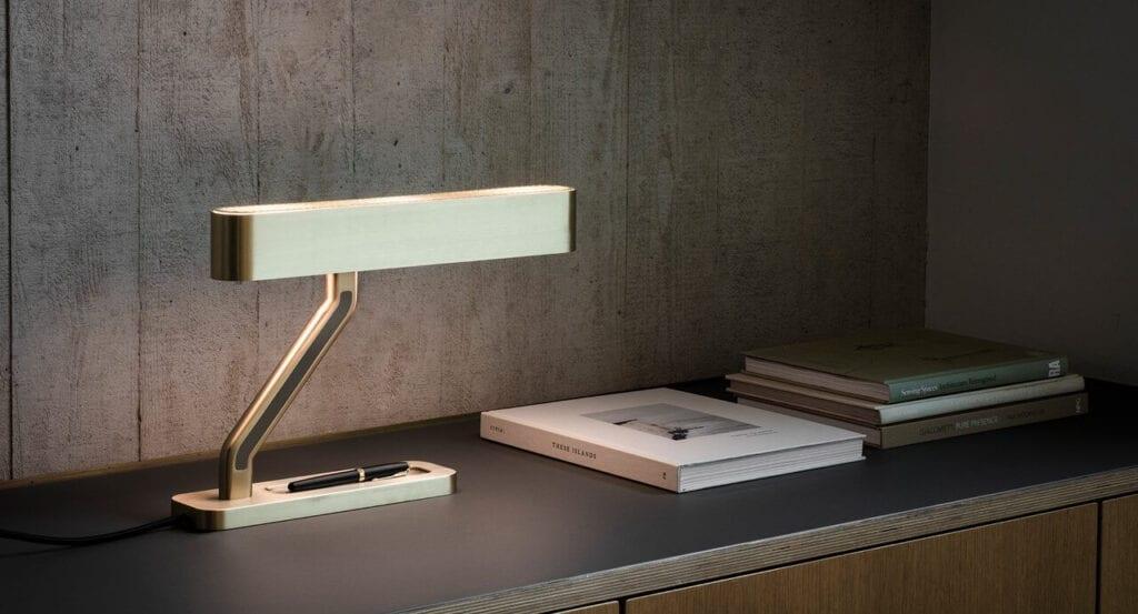 Ekskluzywne oświetlenie od Bert Frank - lampa Colt