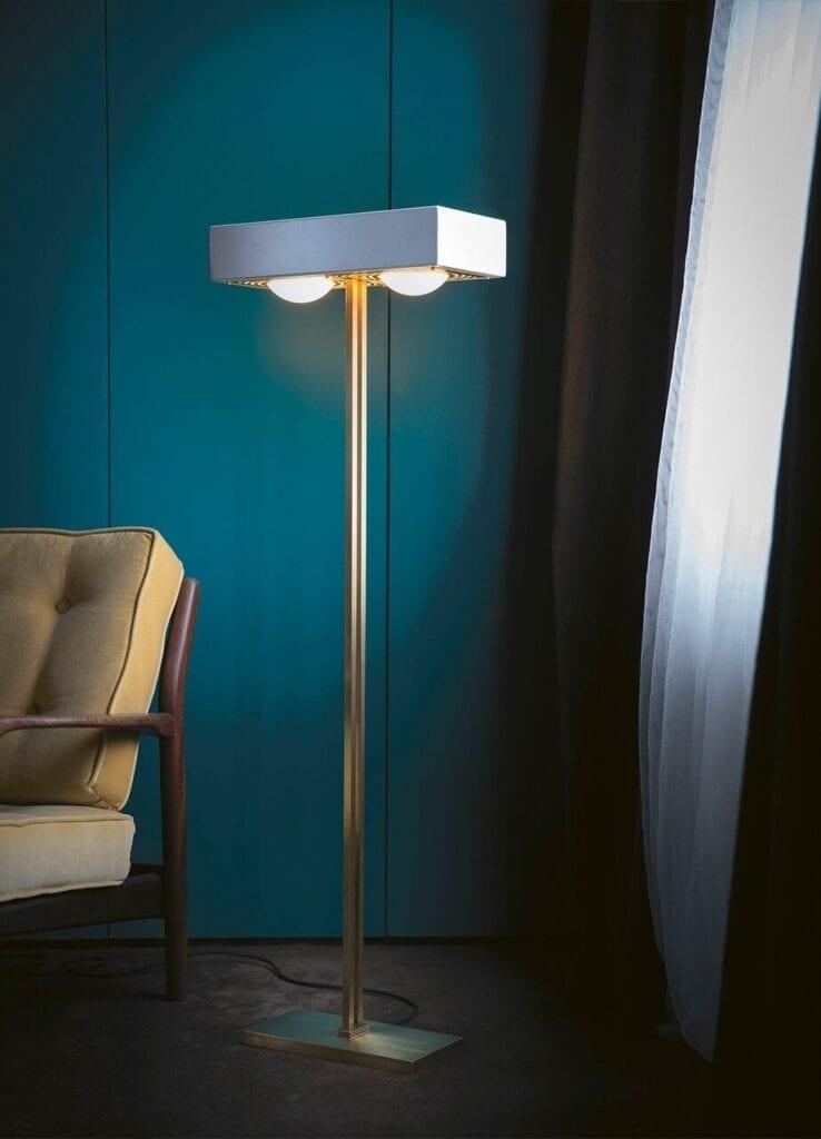 Ekskluzywne oświetlenie od Bert Frank - lampa Kernel Floor