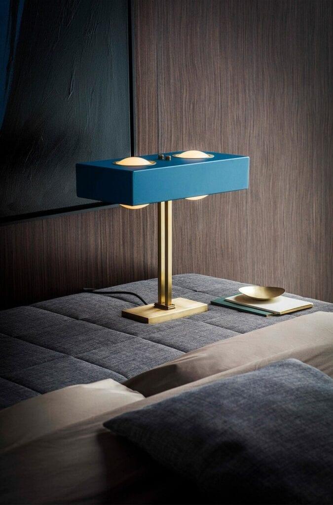Ekskluzywne oświetlenie od Bert Frank - lampa Kernell Table