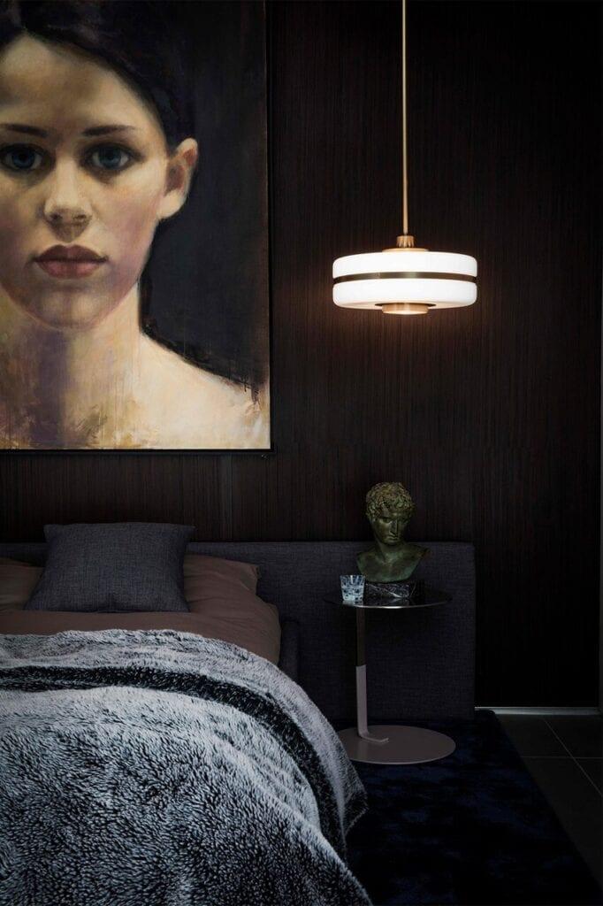 Ekskluzywne oświetlenie od Bert Frank - lampa Masina Pendant