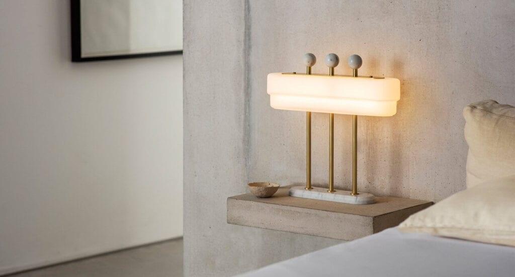 Ekskluzywne oświetlenie od Bert Frank - lampa Spate