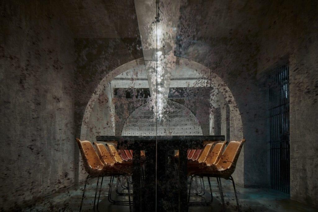 Gran Fierro - argentyńska restauracja projektu Formafatal - foto BoysPlayNice