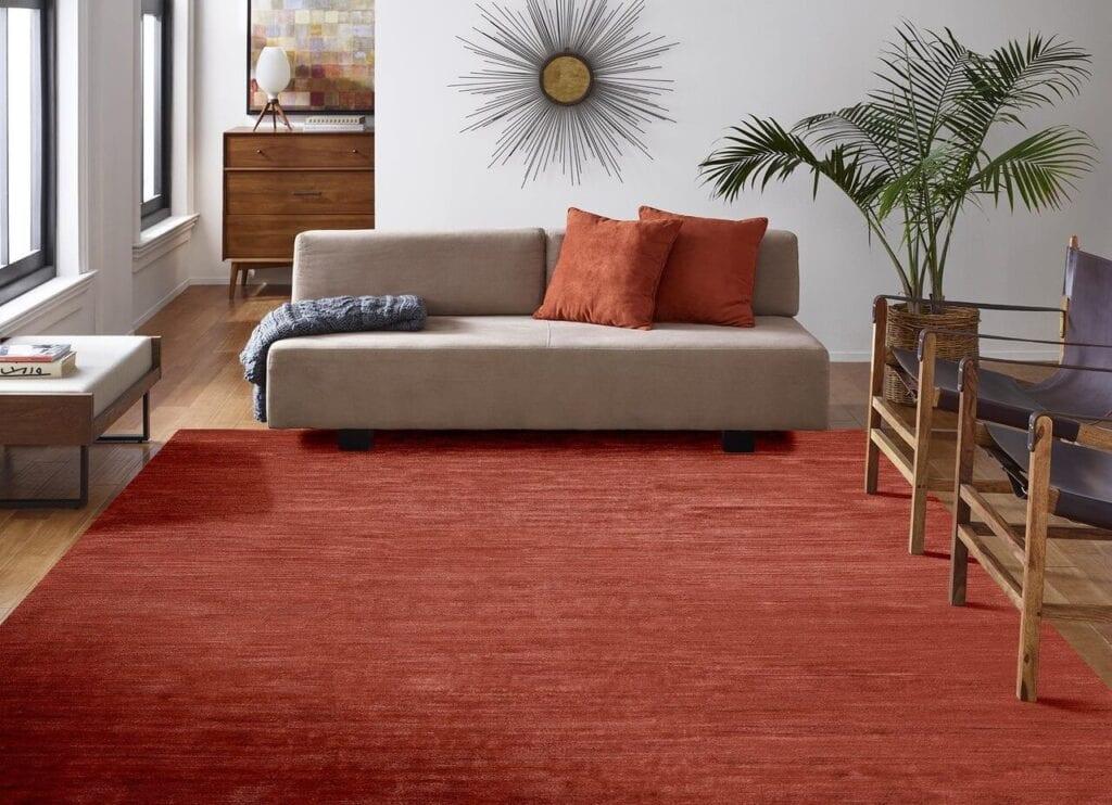 Jak powstają ekskluzywne indyjskie dywany? Inspiracje od marki Samarth